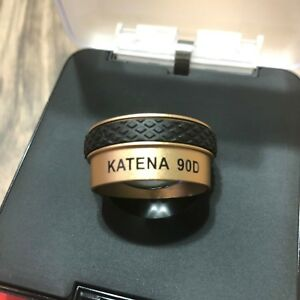 Katena 90d Diamond Ophthalmology Lens Brand New In Box