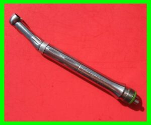 Star 430k 4 hole High Speed Handpiece Stainless Steel Shell usa Retail Excellent