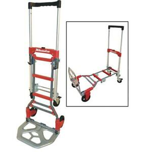 Milwaukee 2 in 1 Hand Truck 1 Each