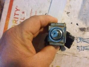 1965 1966 Thunderbird Emergency Flasher Switch Female Type 4 Wire In Back
