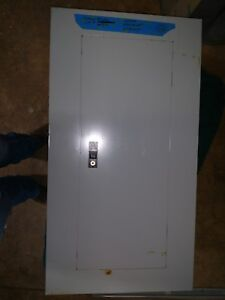 General Electric Af375 125 Amp 30 Space Panel Cover With Dead Front