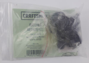 Craftsman 1 2 Ratchet Repair Kit 2074 Fits Thin Profile 75 Tooth Ratchet 20723