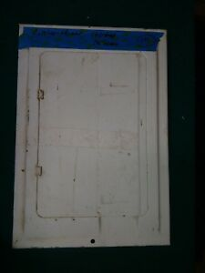 Cutler hammer 100 Amp 18 Space Panel Cover