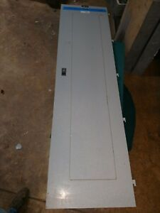 Cutler hammer eaton Pow r line 225amp 84 Space Panel Cover With Dead Front