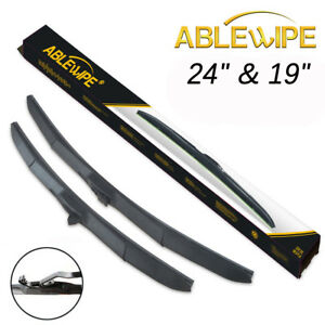Ablewipe Fit For Dodge Journey Premium Quality Windshield Wiper Blades Set Of 2