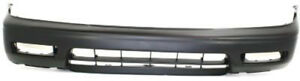 Primed Front Bumper Cover Replacement For 1994 1995 Honda Accord