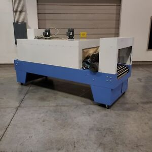 Heat Shrink Wrapping Machine Used