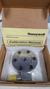 Honeywell Load Cell Mod 060 7257 01 04 5 000 Lbs Tension compression