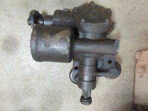 1964 Ford Thunderbird Front Steering Gear Box Pump Assembly Hot Rod Parts
