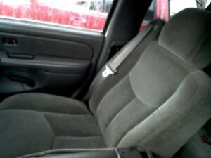 Passenger Front Seat Bucket And Bench Fits 03 04 Sierra 1500 Pickup 166972