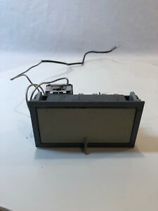 Ugolini Slush Machine Parts Model Nht 2ul Right Switch Panel Works