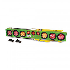 Lite It Wireless 48 Led Tow Light Bar With Flashers Tow Truck Wrecker