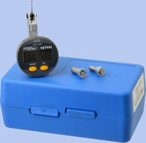 Fowler 040 1mm Quadratest Multimode Electronic Test Indicator 54 562 777 0