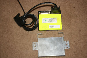 Triton Atm 9100 9600 9700 mako Electronic Journal Module With Bracket And Cable