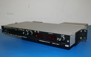 Metro Tel Ddi 100r 5 Metrotel Transmission Test Set Rack Mount