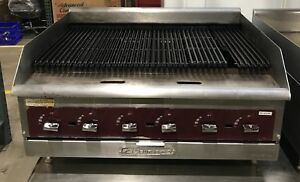 southbend H d Commercial Gas 36 w Radiant Charbroiler