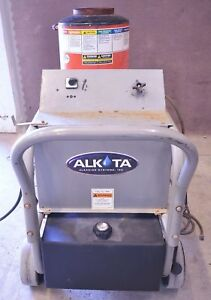 Alkota 420x4 3 7gpm 2000 Psi Diesel Hot Water Pressure Washer Steam For Repair