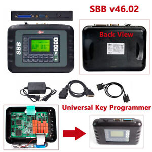 Sbb V46 02 Key Code Readers Scanners Immobilizer Truck Tool Fit For Nissan Audi