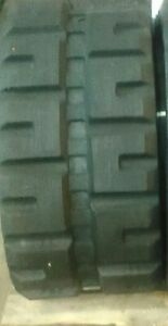 New Blemished Rubber Track For Bobcat T190 Cat 249d b400x86cx49