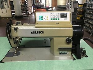 Juki Ddl 5550 6 Computer Sewing Machine head Table