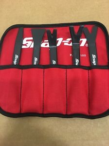 Snap On 5 Pc Non Marring Pry Tool Set Specialty Non Metal Composite Material