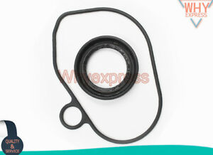 Front Oil Pump Gasket Auxiliary Shaft Seal For Honda Accord Acura Cl