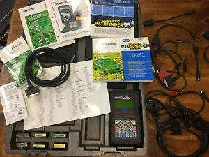 Otc Monitor 4000 Diagnostic System Scan Tool Case Manual Many Extras