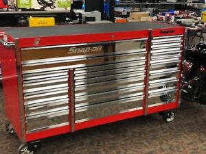 Snap On Krl1023pmf Limited Chrome Edition Toolbox