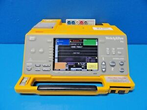 Welch Allyn 971084e Pic Portable Intensive Care ecg Spo2 Co2 Ibp T monitor 17077