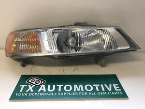 1999 2000 2001 2002 2003 2004 Honda Odyssey Headlight Right Rh Halogen Oem L64