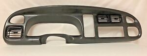 Dodge Ram Dash Board Bezel 1998 1999 200 2001 Ram 1500 2500 3500 With Vents