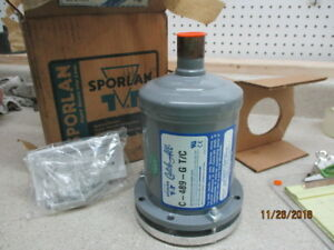 Sportlan Catch all Refrigeration Filter Drier 407g 1227914mj nib