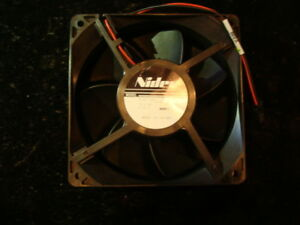 Nidec Assembly Fan Ion Trap pn 119253 0001