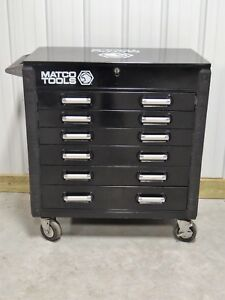 Matco Tools Black All Drawer Tool Cart Tool Box