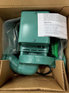 New Taco 0012 zf4 4 Cast Iron Priority Zoning Circulator Pump Flanges Included