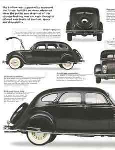 1934 Chrysler Airflow Article Must See