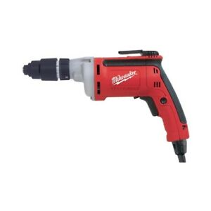 Milwaukee 6580 20 Adjustable Clutch Screwdriver 0 1200 Rpm