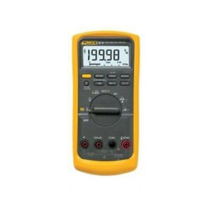 Fluke 2074974 87 5 Industrial True Rms Multimeter W Temperature
