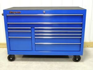 Snap On Royal Blue Kra2422 Classic 78 Tool Box Work Mat