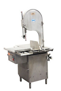 Biro 3334 Commercial Market Butcher Deli Meat Beef Band Saw Slicer