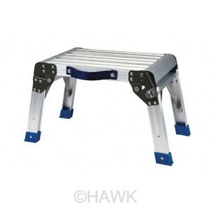 18 In Working Platform Step Stool