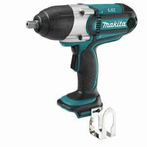 Makita Btw450z 18v Lxt Lithium Ion Cordless 1 2 High Torque Impact Wrench New