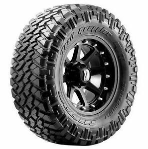 1 New 37x12 50x20 Nitto Tires 3712 5020 Trail Grappler M T 37 37x12 50r20 Lre