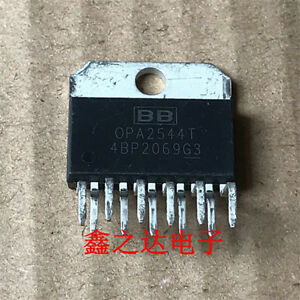 5pcs Opa2544t High voltage High current Dual Operational Amplifier Zip11 New