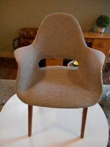 Mid Century Modern Eames Saarinen Organic Chair Vg Condition