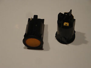 50 Arcolectric 7003 Latching Push Button On off Switch Spst 16amp