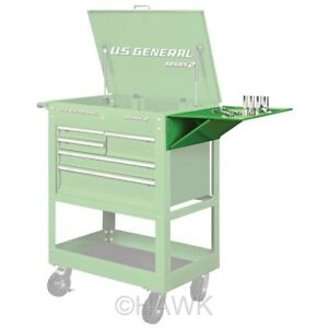 Folding Side Tray For Green Tool Cart