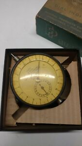 Federal Dial Indicator 3 5 Inch Face