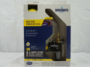 Bernzomatic Ts8000bzkc Max Heat Premium Trigger start Torch Kit Brand New