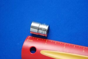 New 2014 Snap On Tools 3 8 Drive 12 Point 1 2 Shallow Socket F161 Ships Free